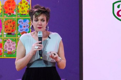 Jolly Phonics: Coral George (conferencia)